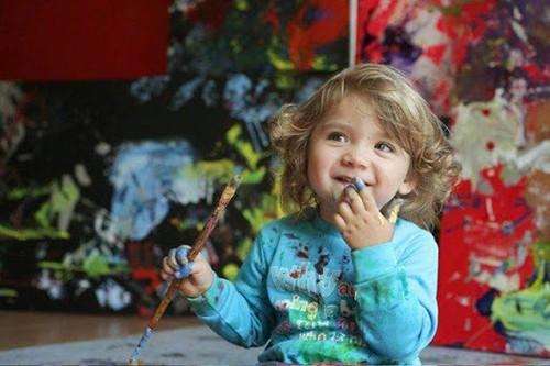 Изобразительная деятельность ребенка в 4 года