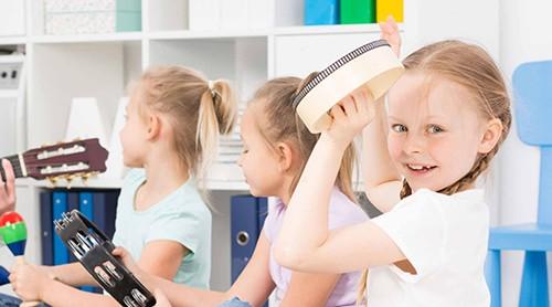 Музыкальное творчество с детьми в 4 года