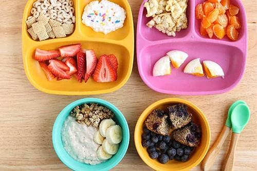 Питание ребенка в 4 года