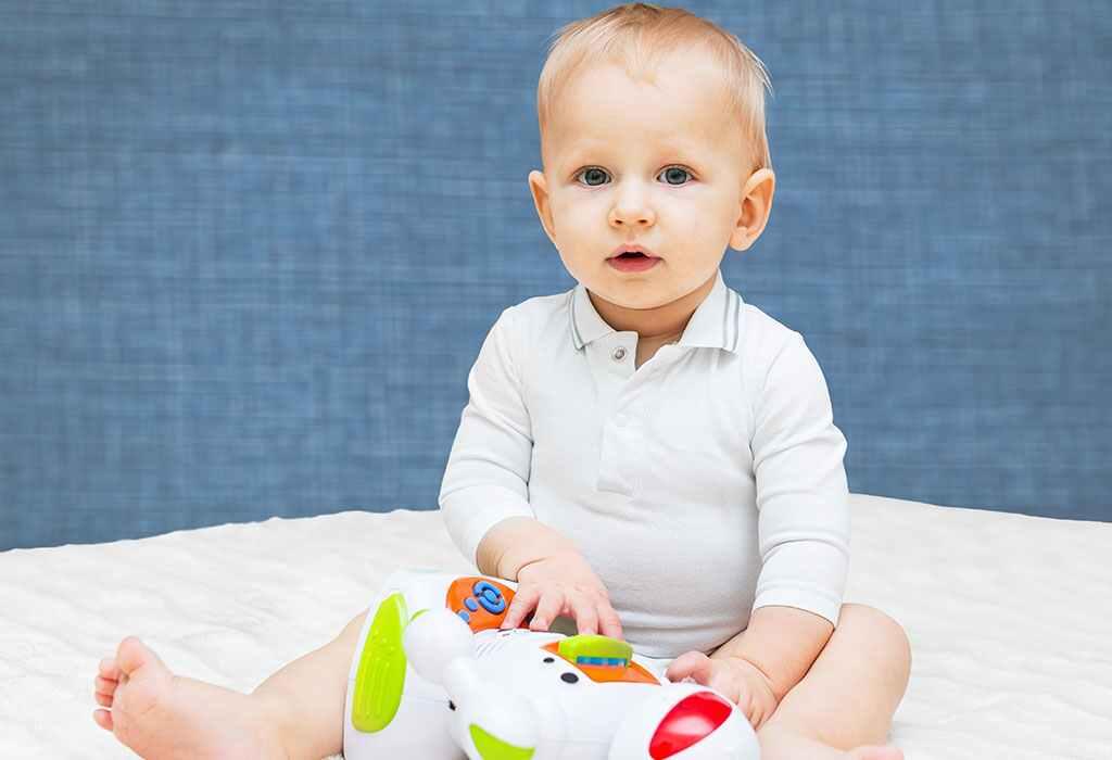 Интеллектуальные способности ребенка в 18 месяцев