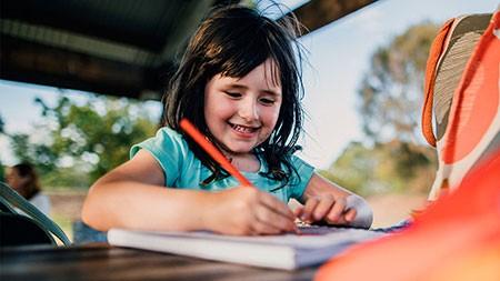 Познавательная деятельность. Что должен уметь пятилетний ребенок