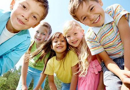 Социализация ребенка в 5 лет