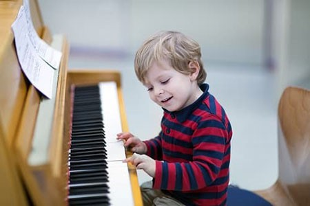 Музыкальное творчество ребенка в 5 лет
