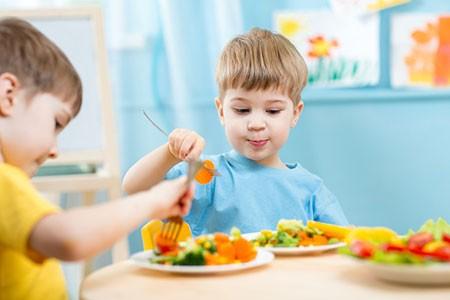 Питание ребенка в 5 лет