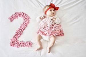 Нормы роста и веса ребенка в 2 месяца
