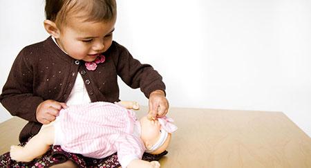 Интеллектуальное развитие ребенка в 1 год 9 месяцев