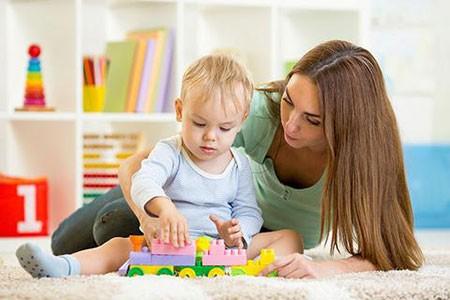 Как развивать годовалого ребёнка