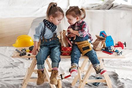 Мальчики и девочки: есть ли различия в 22 месяца