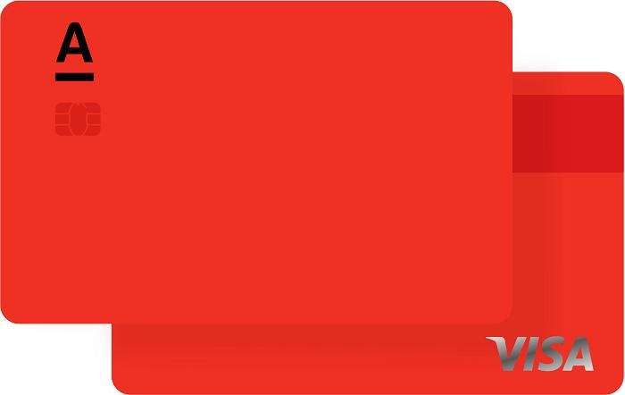 Красная карта Альфа