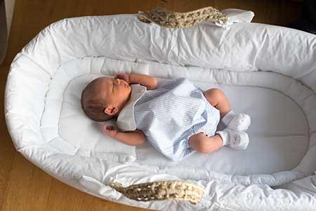 Сон в возрасте 1 месяца