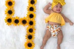Рост и вес ребенка в 4 месяца