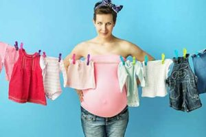 Размеры одежды для новорожденных до 1 года по месяцам